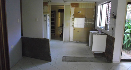 Kitchen & Bathroom